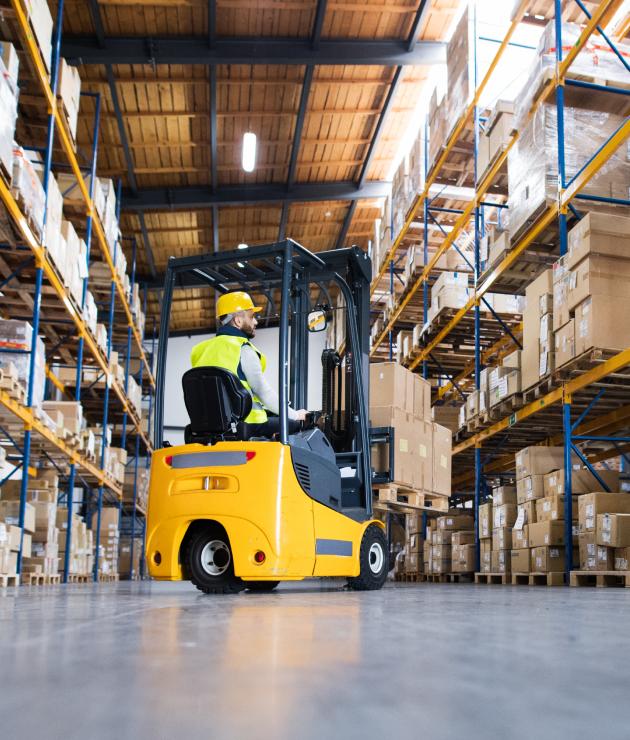 Sandėliavimo, logistikos paslaugos Klaipėdoje